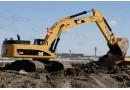 卡特彼勒345D挖掘機